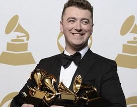Sam Smith giành 4 giải Grammy lần thứ 57