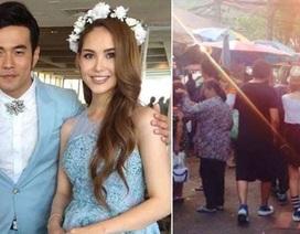 Châu Kiệt Luân đưa vợ đi trăng mật tại Thái Lan
