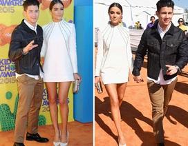 Nick Jonas đẹp đôi bên bạn gái là Hoa hậu