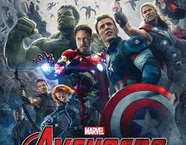 """Vừa ra mắt, """"The Avengers 2"""" đã thu hơn nửa tỷ đô la Mỹ"""