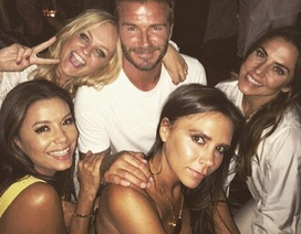 David Beckham chi 250 nghìn bảng Anh cho sinh nhật