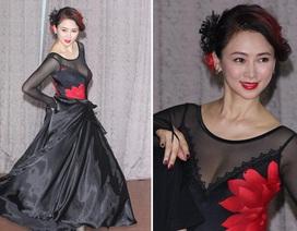 Cựu hoa hậu châu Á đẹp hoàn hảo ở tuổi 46
