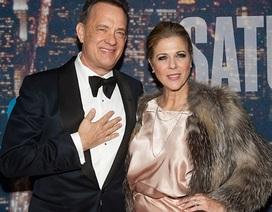 Vợ của Tom Hanks mắc bệnh ung thư