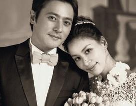 Vợ chồng Jang Dong Gun kỷ niệm 5 năm ngày cưới