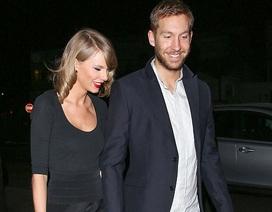 Taylor Swift hạnh phúc nắm tay bạn trai dạo phố