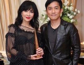 Vợ chồng Lương Triều Vỹ và Lưu Gia Linh vẫn hạnh phúc
