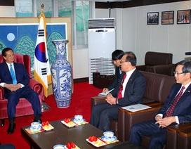Thủ tướng ủng hộ ngân hàng Hàn Quốc mở chi nhánh tại Việt Nam