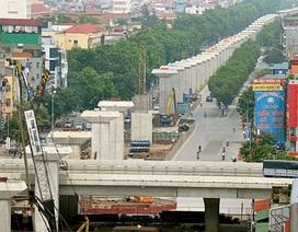 Sẽ có chuyên đề thanh tra các dự án đường sắt đô thị