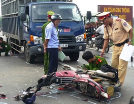 Phó Thủ tướng: Mỗi người phải trăn trở hàng ngày về tai nạn giao thông