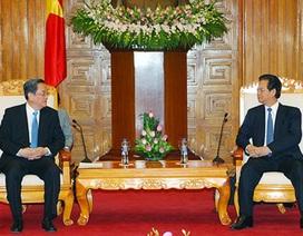Thủ tướng: Trung Quốc cần thẳng thắn trong đàm phán về vấn đề trên biển