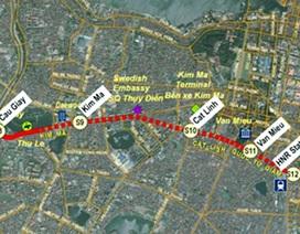 Thủ tướng duyệt thêm 400 triệu Euro cho đường sắt đô thị Nhổn - Ga Hà Nội