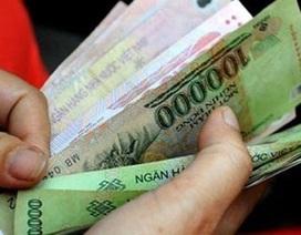 Cán bộ, công chức được truy lĩnh tiền tăng lương những tháng đầu năm 2015