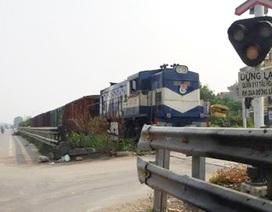 """Rà soát, làm rào chắn tại những """"điểm đen"""" đường sắt liền kề quốc lộ"""