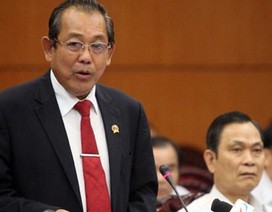 Chất vấn trực tuyến Chánh án Trương Hòa Bình về tình hình oan sai