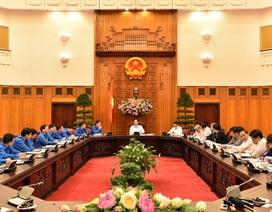 Thủ tướng xem xét đề án thí điểm đội thanh niên xung phong bám ngư trường