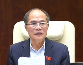 Chủ tịch Quốc hội: Không cắt thưởng vượt thu ngân sách của địa phương