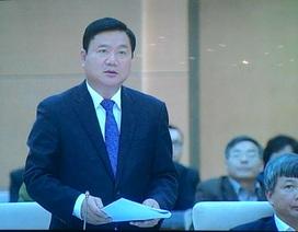 Bộ trưởng Thăng: Nung nấu đưa kinh tế hàng hải thay vị trí dầu khí