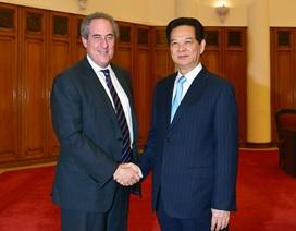 Thủ tướng: Việt Nam - Mỹ cùng mong sớm kết thúc đàm phán TPP