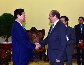 Thủ tướng: Nỗ lực xúc tiến mở đường bay thẳng Việt Nam - Algeria
