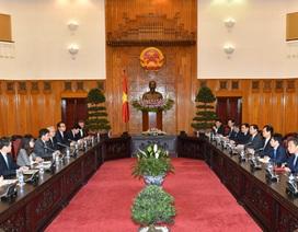 Thủ tướng: Nỗ lực đưa quan hệ Việt-Hàn vào chiều sâu, thiết thực