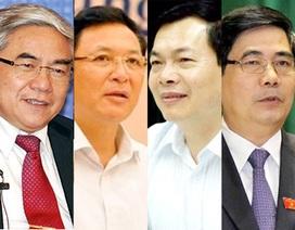 """Quốc hội giao """"chỉ tiêu"""" vượt tiến độ cho các Bộ trưởng sau chất vấn"""