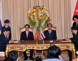 Toàn văn tuyên bố về cuộc họp Nội các chung Việt Nam - Thái Lan lần thứ 3