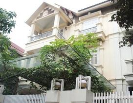 Uỷ viên Bộ Chính trị, Ban Bí thư được bố trí ở biệt thự 500m2