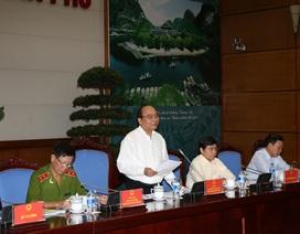Phó Thủ tướng yêu cầu sớm xét xử lưu động vụ thảm sát 6 người