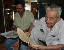 Bến Tre: Lão nông 90 tuổi gần nửa đời người mòn mỏi đi kiện đòi đất