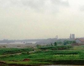 Tại huyện Tiên Du, Bắc Ninh: Núp bóng dự án để khai thác cát trái phép?