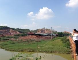 Tân Yên - Bắc Giang: Gần 1.600 hộ dân kêu cứu vì… rác