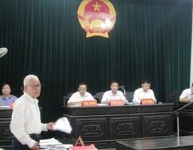 Vụ dân kiện chủ tịch huyện: Hai luật sư kiến nghị khởi tố vụ án giả mạo giấy tờ tài liệu