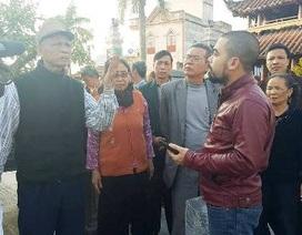 Nam Định: Người dân đồng loạt phản ứng với quy chế mới quản lý Phủ Dầy