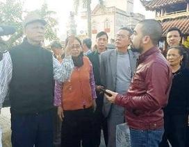 Thanh tra Bộ Văn hóa đề nghị UBND tỉnh Nam Định xem xét khiếu nại quy chế quản lý phủ Dầy