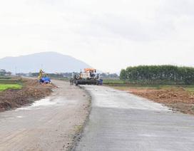 Phát lộ nhiều sai phạm nghiêm trọng trong dự án nâng cấp và cải tạo tỉnh lộ 293