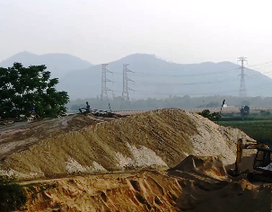 Bài 4: UBND tỉnh Phú Thọ chỉ đạo thanh tra hoạt động khai thác cát của Công ty  Trung Thành