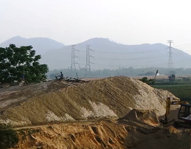 Bài 3: Sẽ kiểm tra bến bãi tập kết cát của công ty TNHH Trung Thành trên sông Bứa