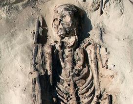 Bí mật hầm mộ cổ Ai Cập