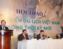 Ban Kinh tế T.Ư và Bộ Văn hóa bàn giải pháp phát triển du lịch