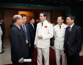 Bộ trưởng Bộ Công an Trần Đại Quang: Chống buôn lậu phải bằng hành động, tránh hô hào