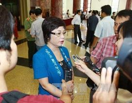 Đề nghị bãi nhiệm đại biểu Quốc hội đối với bà Châu Thị Thu Nga