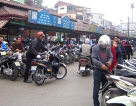 Tết đến lại loạn giá vé gửi xe ở Hà Nội