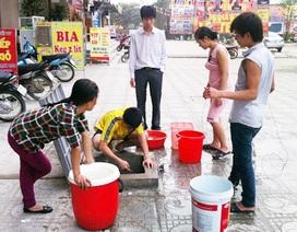 """Khu vực nào tại Hà Nội sẽ """"khát"""" mùa hè này?"""