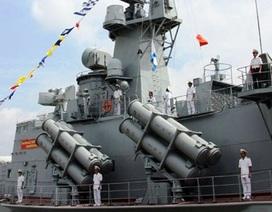 Hải quân Việt Nam sắp có thêm 2 chiến hạm hiện đại
