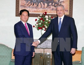Toàn văn thông cáo báo chí chung Việt Nam-Algeria
