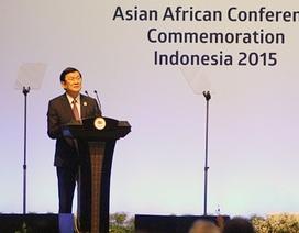 Phát biểu của Chủ tịch nước Trương Tấn Sang tại Hội nghị cấp cao Á-Phi
