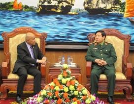 Việt Nam - Phi-líp-pin lần đầu Đối thoại Chiến lược Quốc phòng