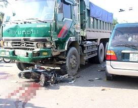 Tai nạn liên hoàn, 3 người nguy kịch