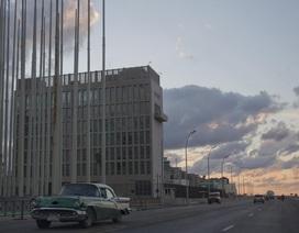 Mỹ sẽ có đại sứ quán lớn nhất tại Cuba