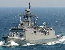 Hải quân Hàn Quốc tiếp nhận tàu khu trục tên lửa thứ ba